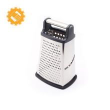 multi-functional 4 in 1 stainless steel vegetable fruit cheese grater